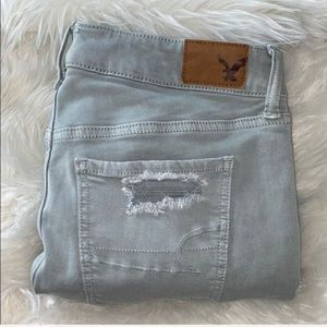 American Eagle Super Stretch Twill Jeggings